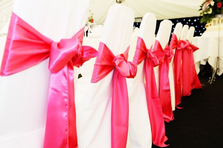 Chair cover hire hot pink with banquet chair cover hire hobart tasmania